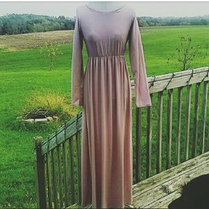 Pinkblush soft dress